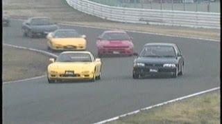 Best Motoring 国産最速車決定バトル 【'92~'93最強のクルマ選び】
