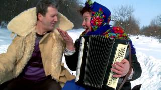 "Микола Янченко,Наталя Фаліон - ""Кума-Зима"" (HD)"