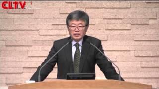 CLTV파워강좌_송태근목사의 마가복음강해(46회)_'옥합을 깨뜨린 여인'