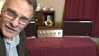 Demo Vintage Voice Of Music VM Model 39 Bookshelf Speaker System