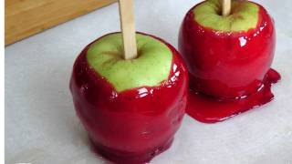 Candied Apples from Scratch – Laura Vitale – Laura in the Kitchen Episode 218