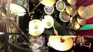 Diana Ross Upside Down (Official Drum Cover Video)