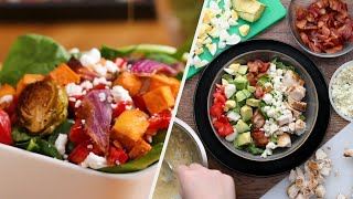 12 Creamy & Crunchy Salads To Enjoy This Summer • Tasty