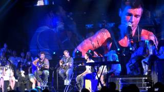 Madeleine - Backstreet Boys - In A World Like This Tour - Montreal - 2013-08-06