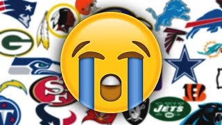 10 NFL Teams that Need to REBUILD NOW!