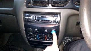 Push Button Start for Ford Ikon!