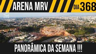 ARENA MRV | 1/7 PANORÂMICA DA SEMANA | 23/04/2021