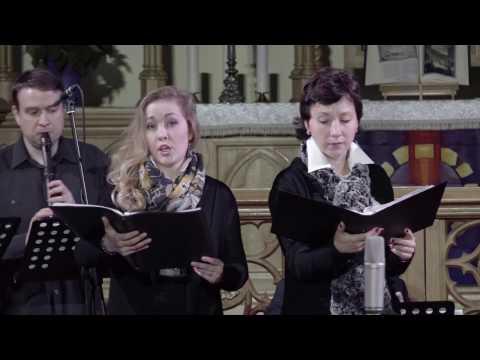 Ensemble Bach-Consort, J.S.Bach, Cantata Gottes Zeit ist die allerbeste Zeit, BWV 106