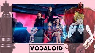 【MALE VOCALOID X4】 '뚜두뚜두 (DDU-DU DDU-DU)' 【BLACKPINK】