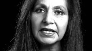 Imtiaz Dharker reads her poem Honour Killing - The Guardian