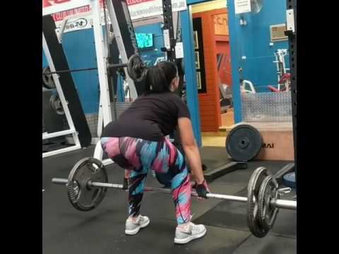 Deadlifts - Personal Best