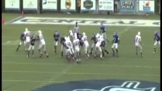 Jeff Logan's College Highlight Tape DT/FB