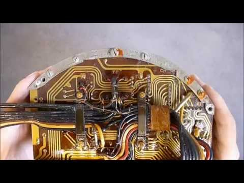 Matra missile gyro unit parts  the electronics pack