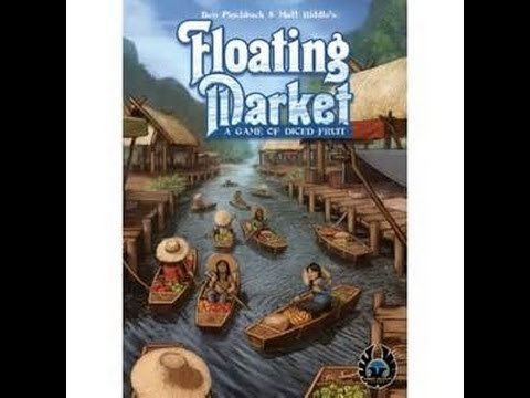 The Purge: # 877 Floating Market: A dice rolling game of percentages and probability