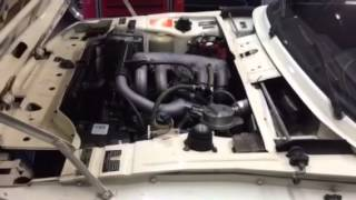 BMW 2002 Turbo first start after 30 years
