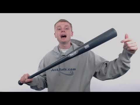 Review: Gunmetal Gray Baum Bat Composite Wood Baseball Bat (AAA Pro)
