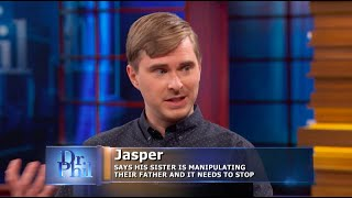 """Woman Fears Brother Is Coming On Dr. Phil To """"Throw Her Under The Bus"""""""