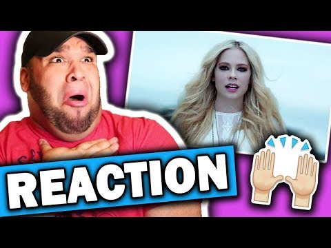 Avril Lavigne - Head Above Water (Official Video) REACTION (видео)