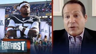 Cowboys trading for Jamal Adams could set dangerous precedent — Mangini | NFL | FIRST THINGS FIRST