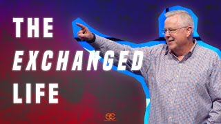 Pastor Tony Cooke: The Exchanged Life