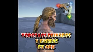 Como conseguir todas las skins disponibles en ark survival envolved como conseguir todos los peinados y barbas de ark survival envolved ps4 malvernweather Gallery