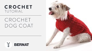 Crochet Dog Coat Tutorial