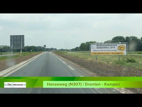 Informatieavond over nieuwste plannen voor Hanzeweg, Roggebot en aansluiting op N50