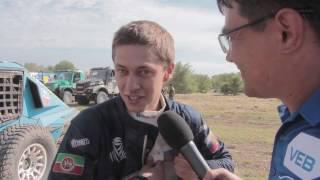 "Команда ""КАМАЗ-мастер"" на Дакаре 2017 - 14 января"