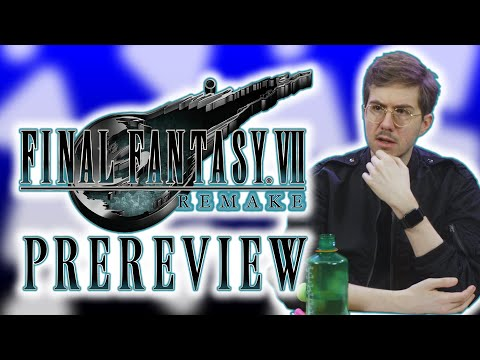 I Cannot Emotionally Prepare For Final Fantasy VII Remake