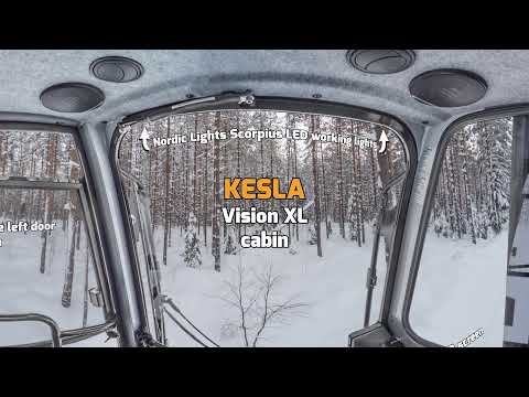 KESLA Vision XL 360 degrees from inside ENG