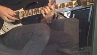 Children Of Bodom - If You Want Peace... Prepare For War (Cover with all solos)