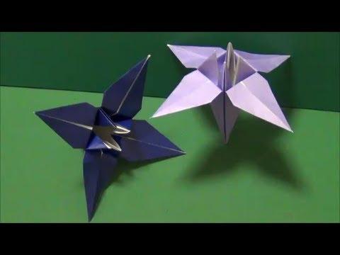 簡単 折り紙 : 折り紙 あやめ : matome.naver.jp