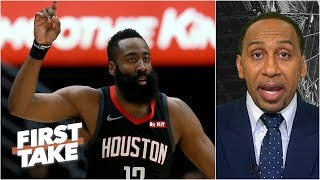 Do the players have the NBA MVP vote right? | First Take