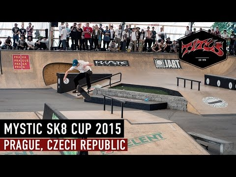 Mystic Sk8 Cup 2015 | Titus Skateboarding