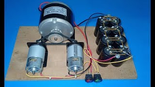 100% working Free energy generator , Amazing self running machine