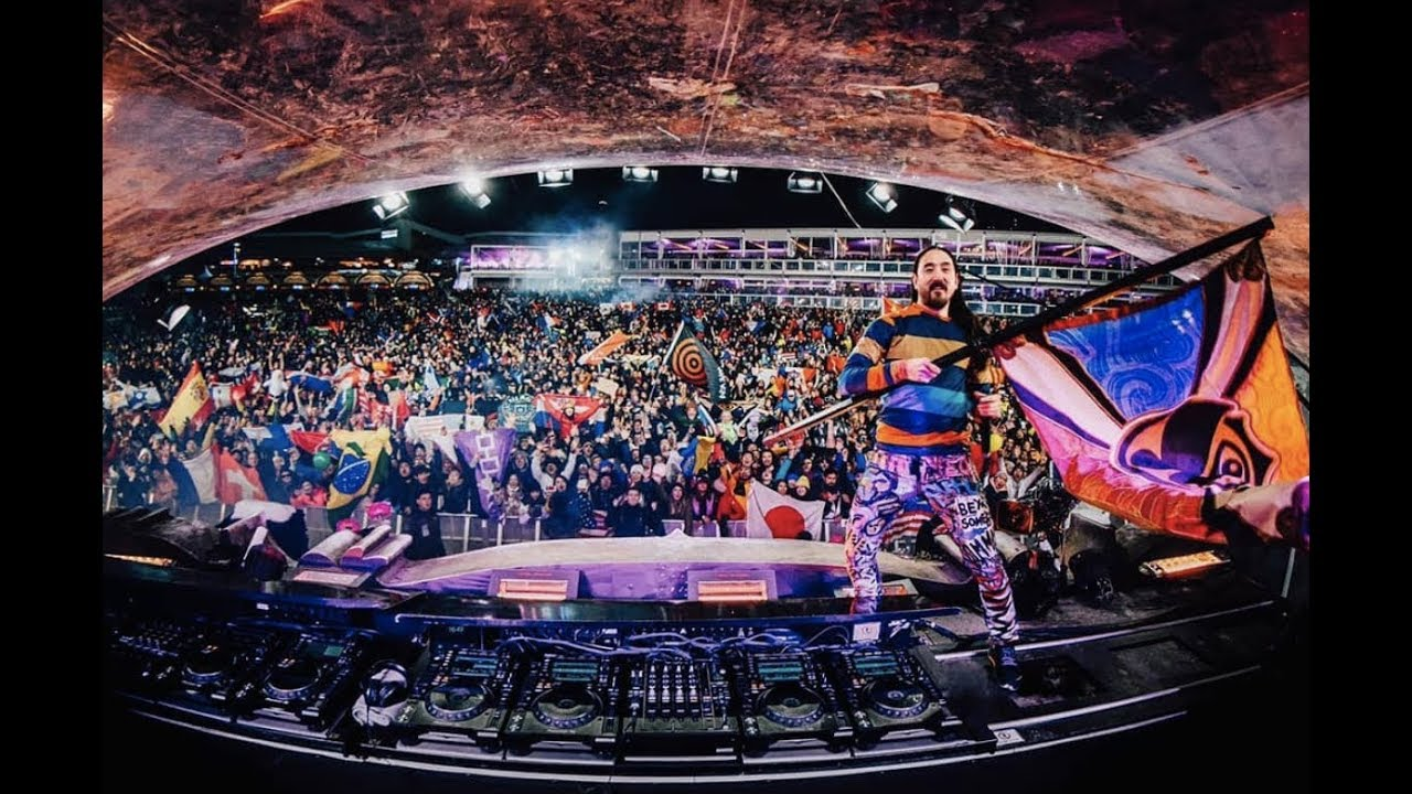 Steve Aoki - Live @ Tomorrowland Winter 2019 Mainstage
