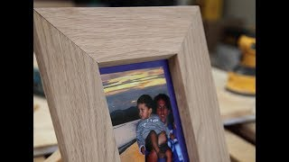 Youtube thumbnail for How to make picture frames out of architraves