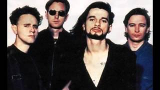 Depeche Mode - Rush (with lyrics)