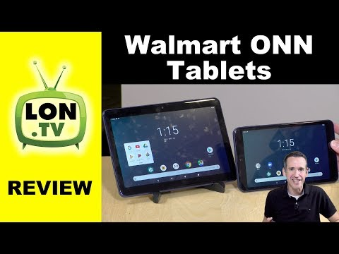 Liked on YouTube: Walmart Onn Android Tablets Review: 8″ and