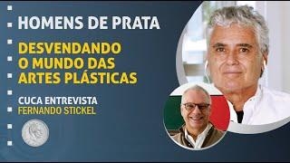64 – Desvendando o mundo das artes plásticas- Fernando Stickel