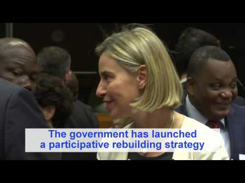 Brussels Conference for the Central African Republic Highlights
