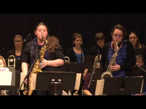 MANTECA: Wellesley BlueJazz Plays Latin Jazz!
