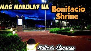 Mas Makulay Na Bonifacio Shrine Ang Masisilayan | Manila Update
