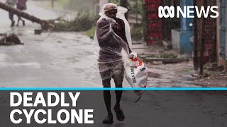 Cyclone Amphan kills more than 12 in India and Bangladesh, leaving trail of destruction | ABC News