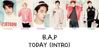 B.A.P - Today
