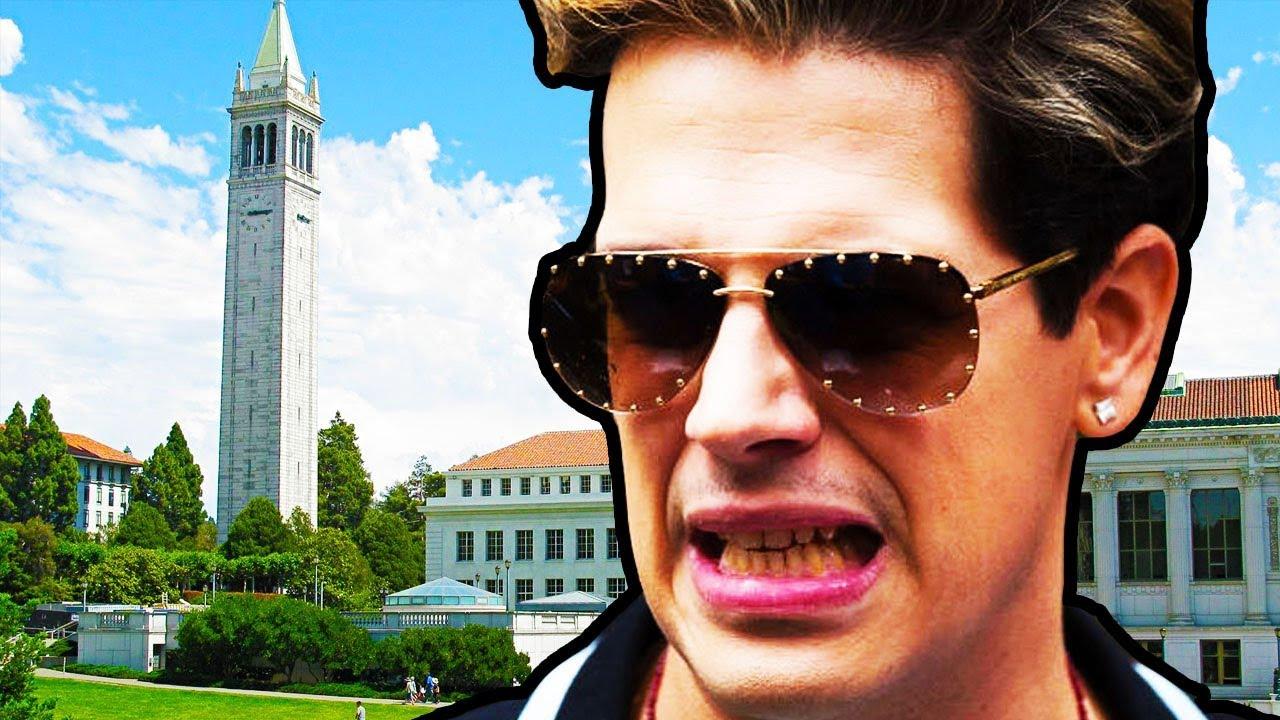 """Right-wing Trolls Back To Lead Berkeley """"Free Speech Week"""" thumbnail"""