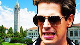 """Right-wing Trolls Back To Lead Berkeley """"Free Speech Week"""""""