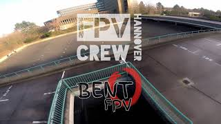 HDI Parkdeck Hannover | FPV Freestyle | Bento FPV