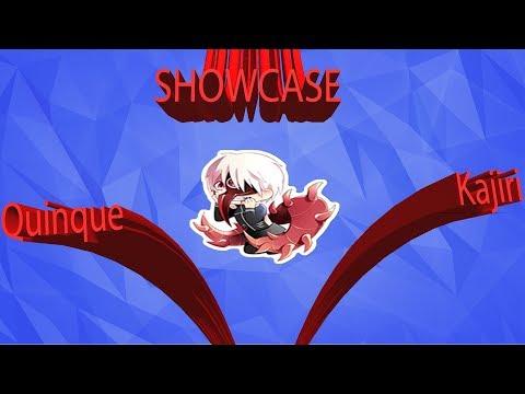 ShowCase Куинки в Ro-Ghoul kajiri│ShowCase Quinque in Ro-Ghoul Kajiri