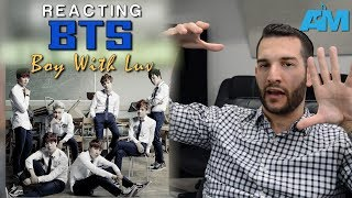 VOCAL COACH reacts to BTS singing BOY WITH LUV live vs. studio